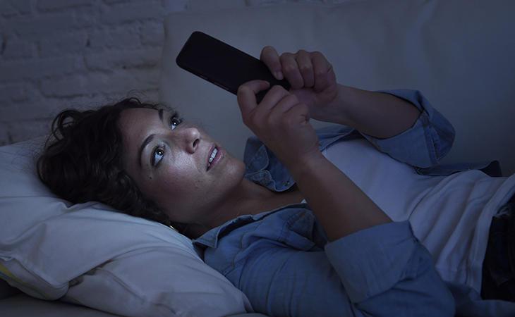 Estas llamadas perdidas suelen producirse a altas horas de la noche