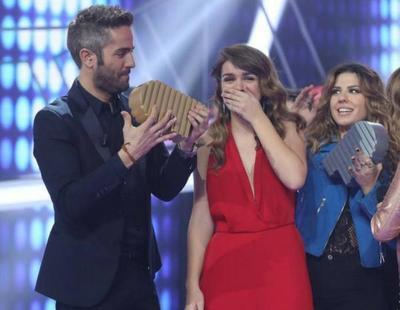 El fallo de sonido de Bisbal y otros problemas que TVE dio en la final de 'OT 2017'