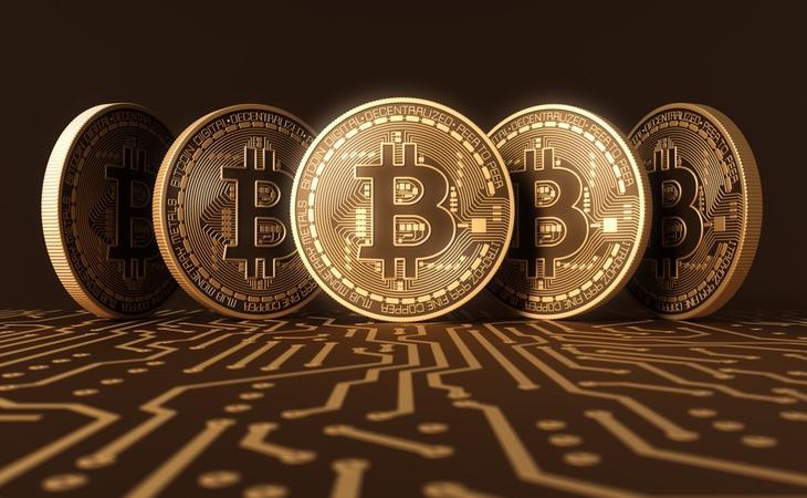 Los valores del bitcoin apuntan a la creación de una especie de burbuja