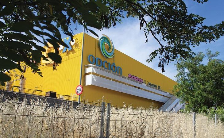 La inversión en grandes proyectos inmobiliarios corre serio riesgo -en imagen, el centro comercial abandonado 'Opción' de Alcorcón-