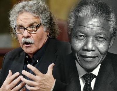 Tardà compara a los presos catalanes con Gandhi y Mandela y al Gobierno con el Apartheid