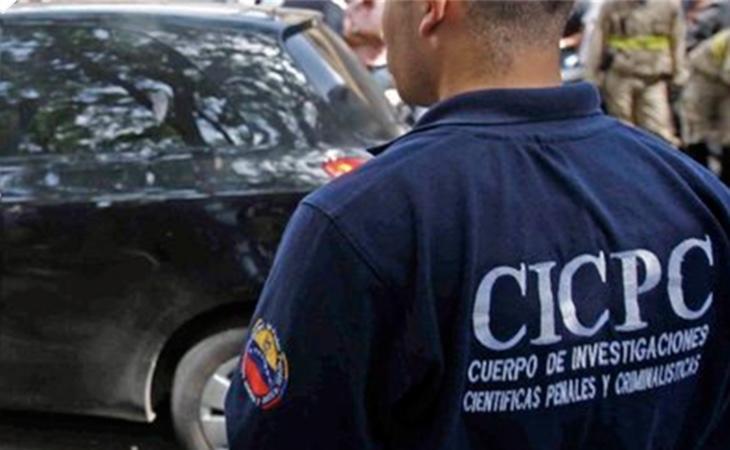 Policía Científica de Venezuela