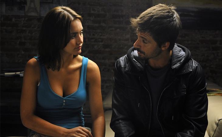 Megan Montaner y Hugo Silva protagonizaron esta pelicula española