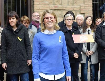 Elsa Artadi sustituirá a Puigdemont con el apoyo de JuntsxCAT, ERC y la CUP