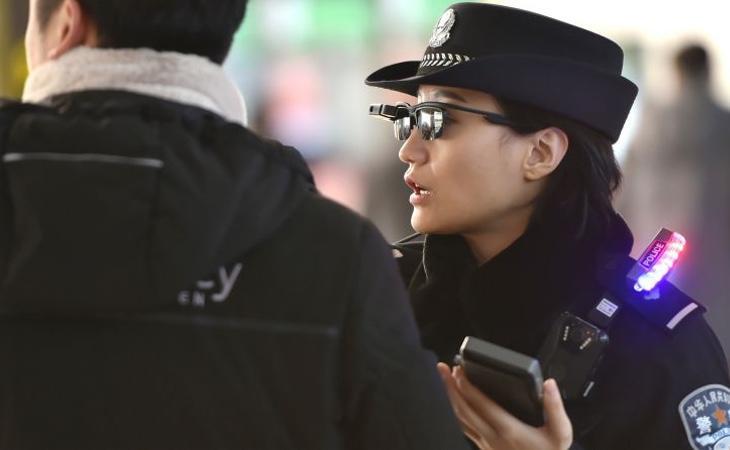 Ya hay siete detenidos por las gafas de reconocimiento facial