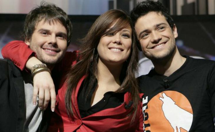 Finalistas de 'Operación Triunfo 2006'