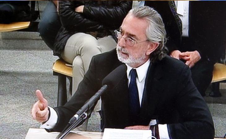 Correa se preguntó ante el juez por qué no se encontraba Cospedal en la sala como imputada