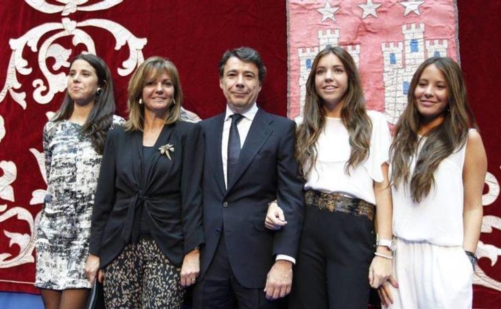 Ignacio González y Lourdes Cavero están imputados por blanqueo de dinero