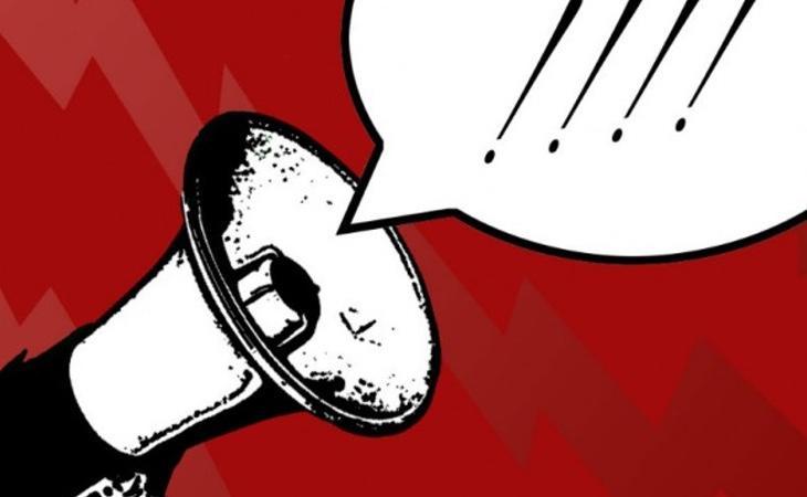 La libertad de expresión aparece recogida con límites en la Carta Magna