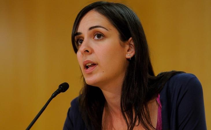 La portavoz del Ayuntamiento de Madrid, Rita Maestre, fue absuelta de un delito de ofensa a los sentimientos religiosos