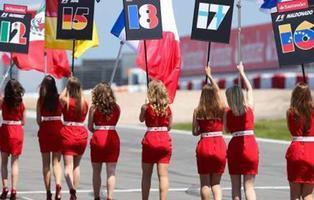 Las chicas de la parrilla de la Fórmula 1 serán sustituidas por niños