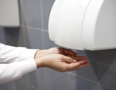 Después de leer esto, quizás, no quieras volver a utilizar un secador de manos