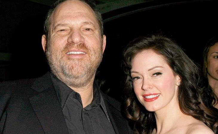 Rose McGowan fue una de las primeras actrices en denunciar el acosos de Harvey Weinstein