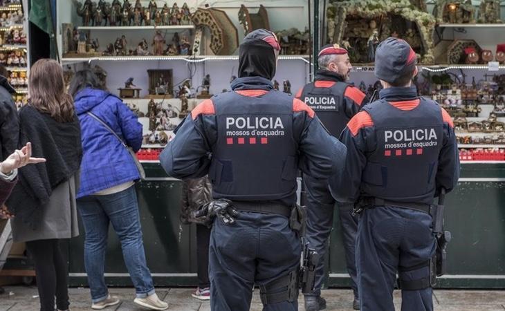 Los Mossos d'Esquadra detuvieron al acusado, que ha quedado en libertad provisional