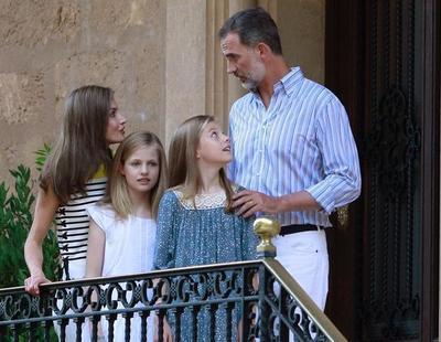 Los Reyes no apuestan por la pública: el colegio de las Infantas cuesta 14.000 euros por año