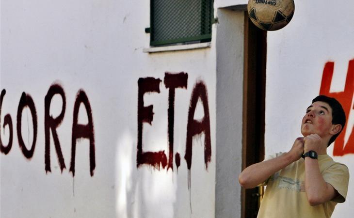 Las pintadas sobre ETA son consideradas enaltecimiento del terrorismo