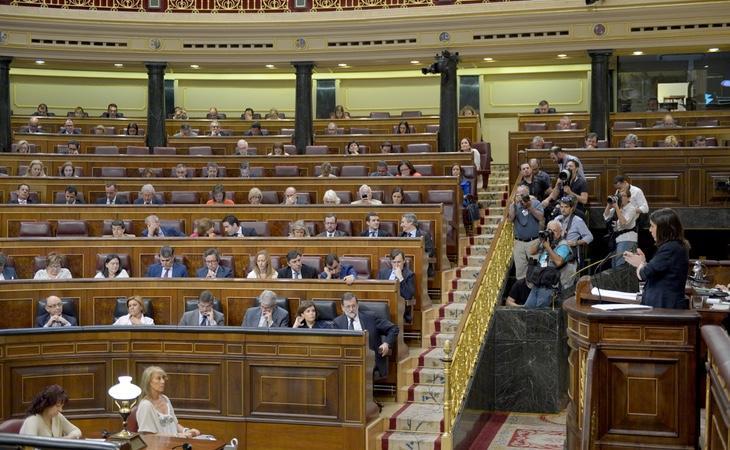 La mayoría del dinero corresponde a la actividad parlamentaria