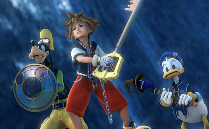 'Kingdom Hearts' arrancó su aventura en 2002