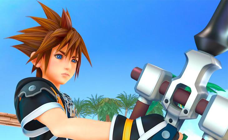 'Kingdom Hearts II' aterrizó en 2005