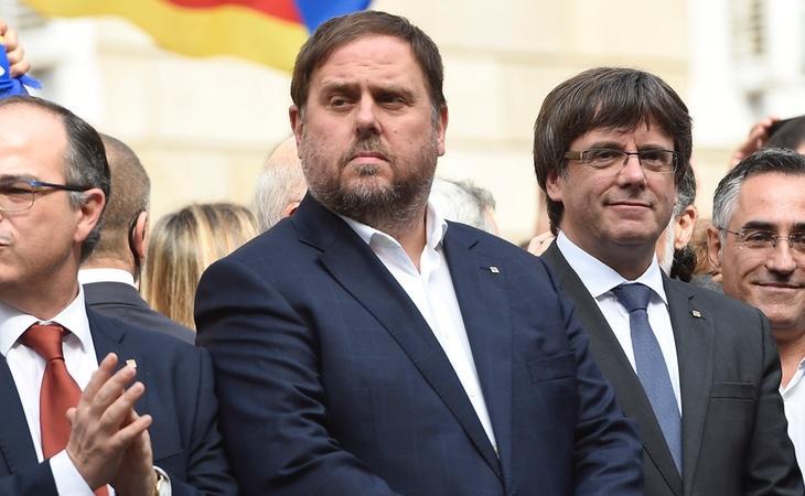 El exvicepresidente del Govern y líder de ERC ha cumplido 100 días en prisión