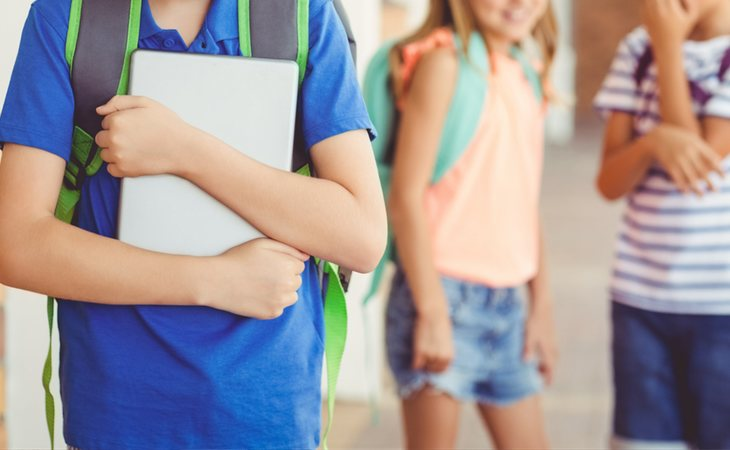 El menor de 9 años fue agredido en un colegio de Jaén