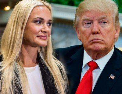 Hospitalizada la nuera de Trump tras abrir un sobre sospechoso con polvos blancos