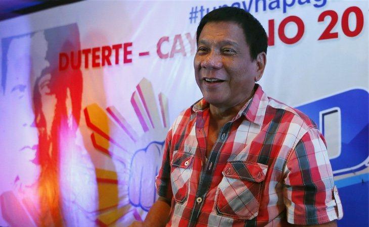 Duterte ya ha mostrado su machismo públicamente en otras ocasiones