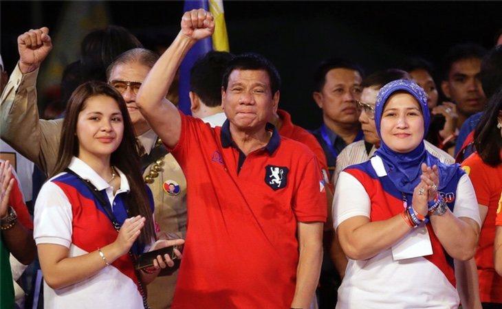 El presidente salió elegido con el 40% de los votos