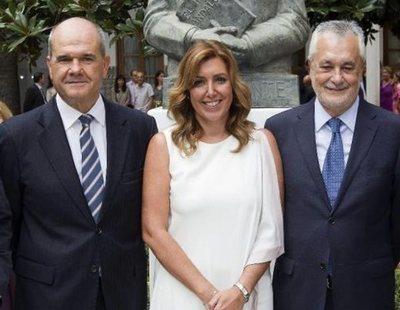 """Susana Díaz, sobre el juicio por corrupción a Chaves y Griñán: """"Ellos son honestos"""""""
