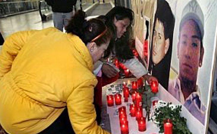 El atentado dejó dos víctimas mortales
