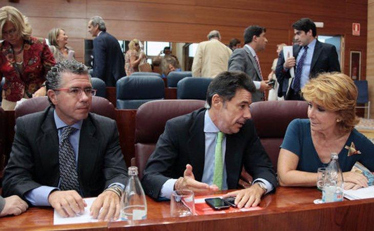 Granados garantiza que Ignacio González y Esperanza Aguirre designaban los cargos del PP madrileño