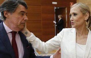 """La presunta """"relación sentimental"""" que Cifuentes y González ocultaron a sus parejas"""