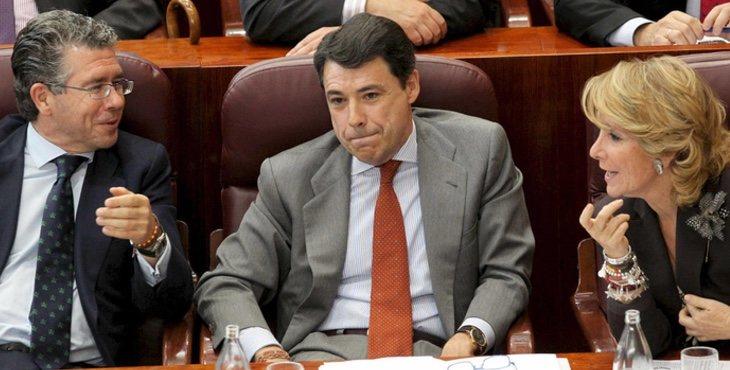 Aguirre mantuvo una fuerte relación de confianza con González