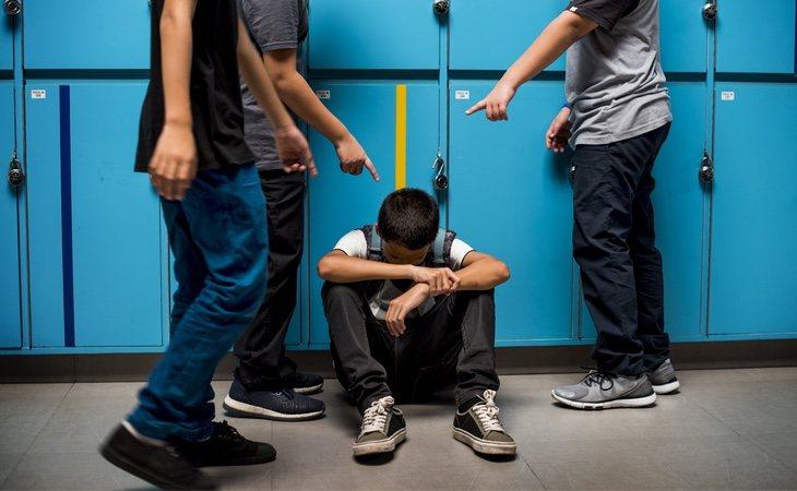 Los agresores siguen en el mismo colegio que la víctima