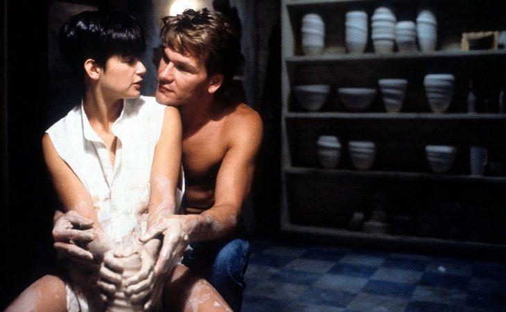 'Ghost: Más allá del amor', de Jerry Zucker