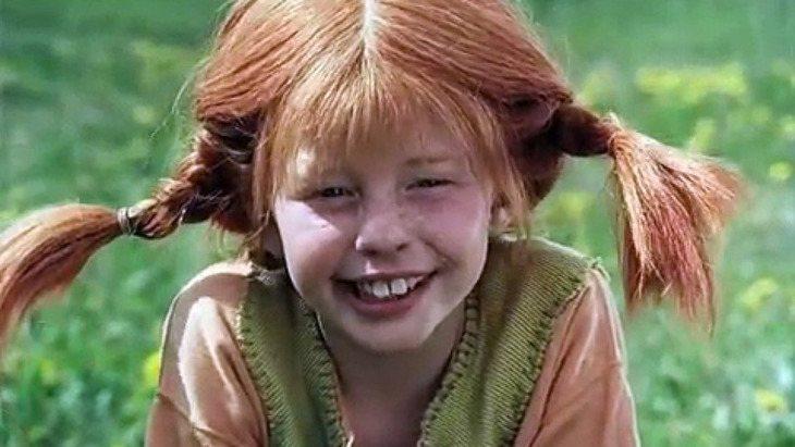 Pippi solo quería ser feliz