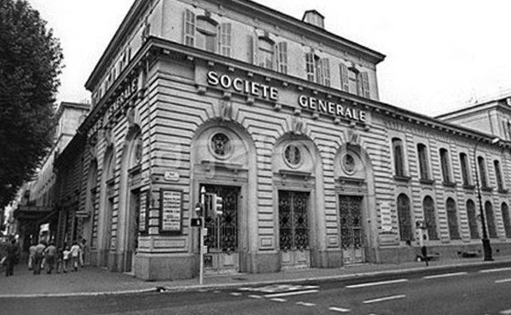 Banco Société Générale en Niza