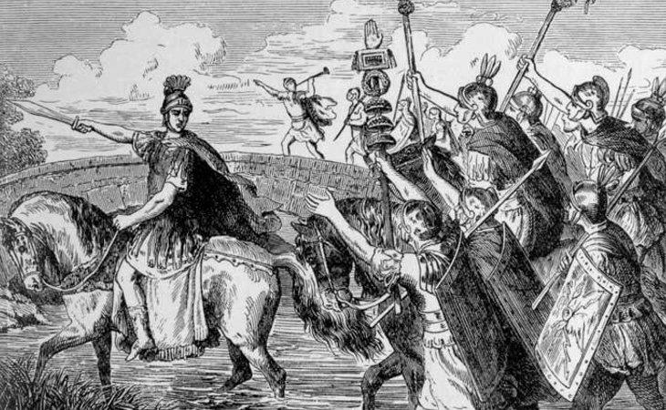 San Valentín se habría revelado contra el emperador Caludio II