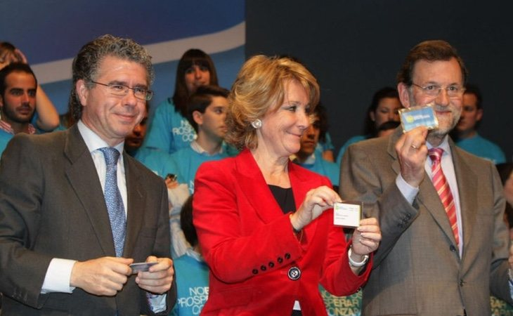 Rajoy ofreció un recambio a Granados tras su salida del PP madrileño