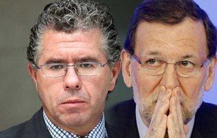 """Rajoy a Granados: """"Paco, estate tranquilo"""""""