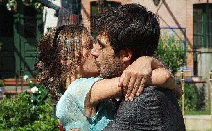 Sara y Lucas consiguieron estar juntos superando todos los obstáculos