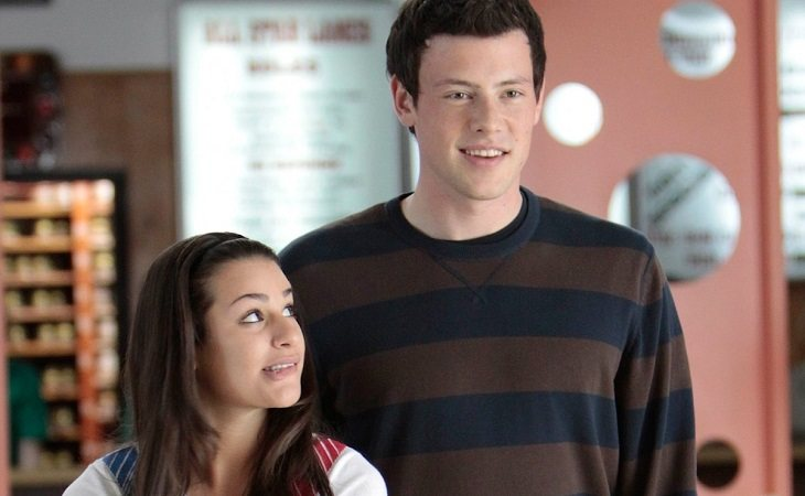 La historia de Finn y Rachel concluyó tras la muerte del actor Cory Monteith