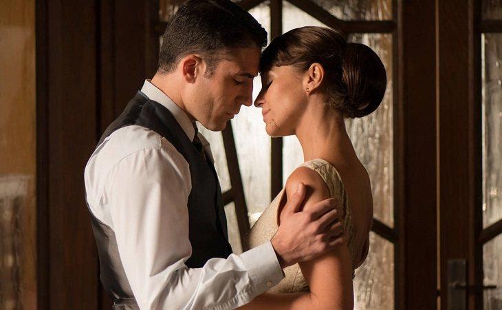 Alberto y Ana lograron casarse en el último episodio de 'Velvet'