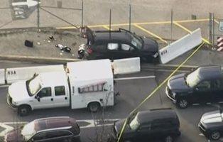 Al menos tres heridos en un ataque a la sede de la Inteligencia de los Estados Unidos