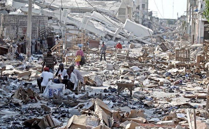 El escándalo de Oxfam en el terremoto de Haití ha dañado seriamente la imagen de la organización