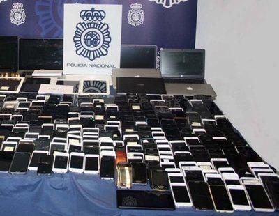 Incautan mil móviles y tabletas robados: así puedes recuperarlos