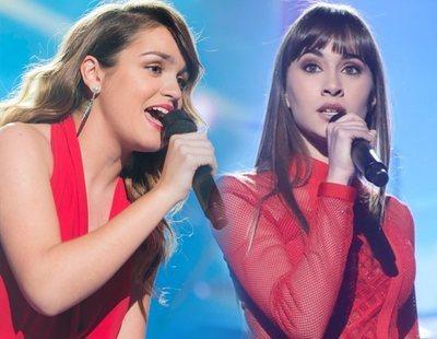 Amaia y Aitana reinan en iTunes: 12 de sus canciones coronan el top-100