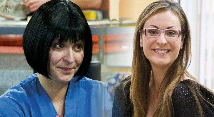 Sonsoles Prieto y Sandra de la Vega, los dos personajes de Ana Milán