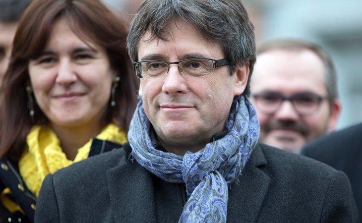 Hasta el momento Puigdemont no ha comunicado oficialmente su intención de apartarse de la investidura