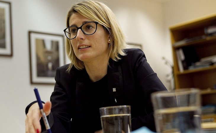 Elsa Artadi cuenta con todas las papeletas para convertirse en la primera presidenta del Govern